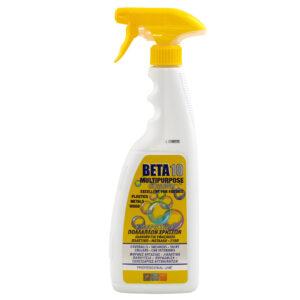 Spray κατά των λεκέδων BETA 10, 750ML