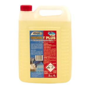 Επαγγελματικό Απορρυπαντικό Πλυντηρίου Πιάτων Result Plus 5L