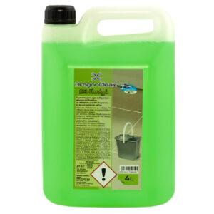 Υγρό Καθαριστικό και Αποσμητικό Δαπέδων Brite Floor Apple, 4kg