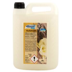 Υγρό Κρεμοσάπουνο Vanilla 4L