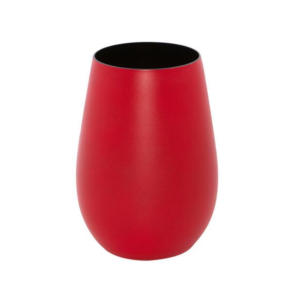 Ποτήρι Olympic Black/Red 46.5cl