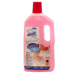 Καθαριστικό Χαλιών Μοκετών D-Soap, 1L