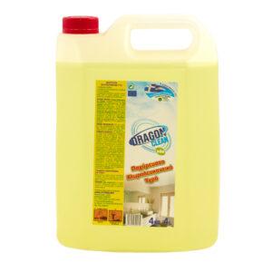 Χλώριο παχύρευστο 4L, με άρωμα λεμόνι